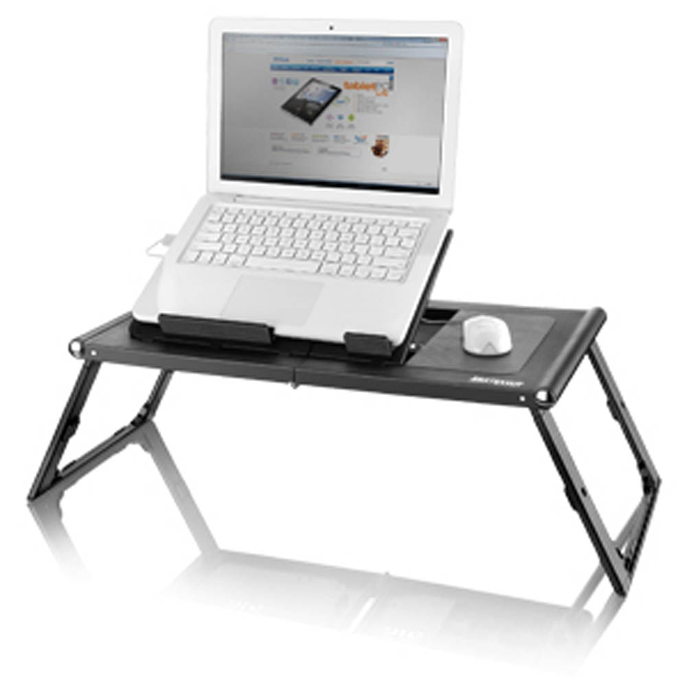 Mesa port til notebook com mouse pad 2 fan multilaser - Mesa portatil cama carrefour ...