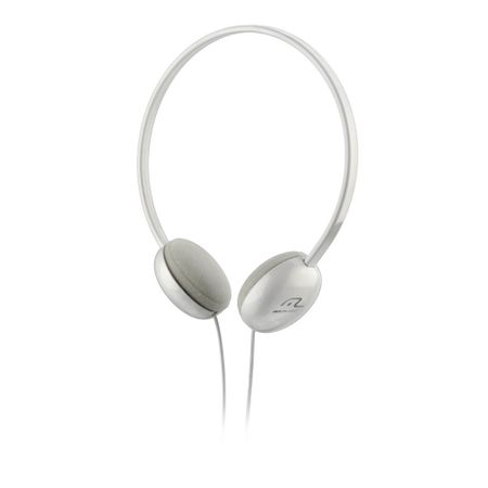 Fone de Ouvido Multilaser Light Headphone Branco - PH064