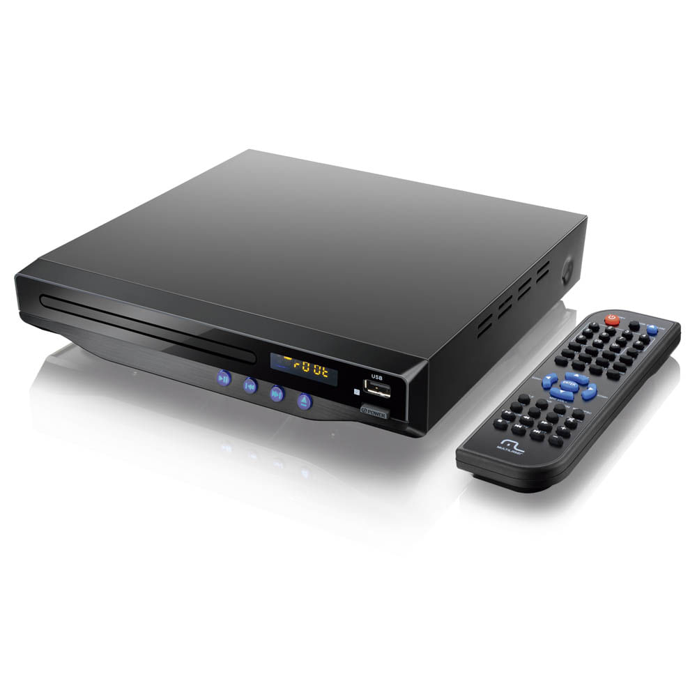 DVD Player com Saida HDMI 5.1 Canais / Karaoke / USB - SP193 SP193