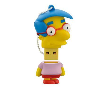 Pendrive Multilaser 8GB Simpsons Milhouse - PD075