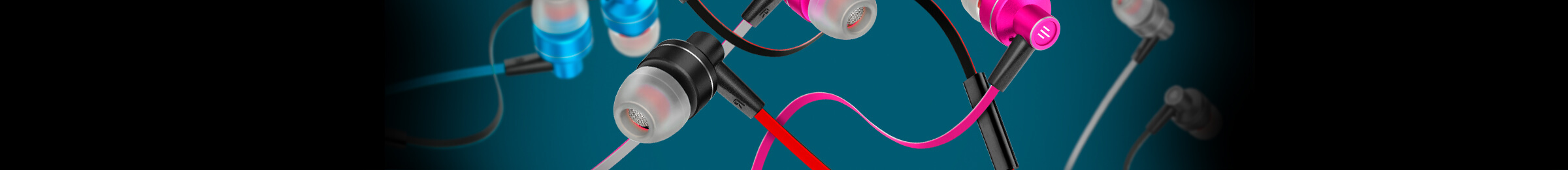 Banner Principal Earphone