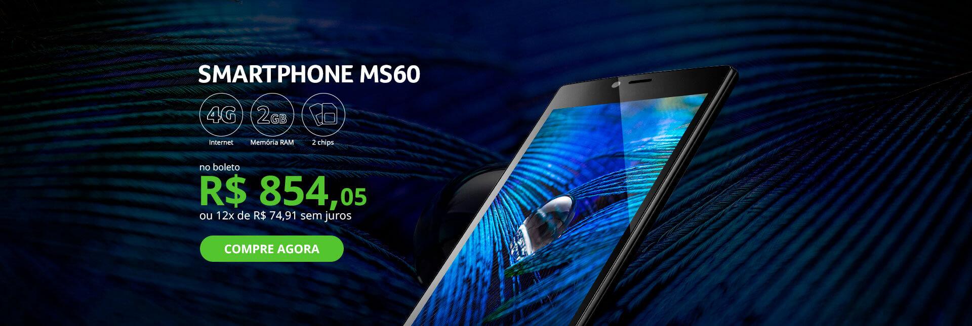 Smartphone MS60