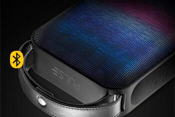Portable Bluetooth Led Dinamico | disponível em 1 cor