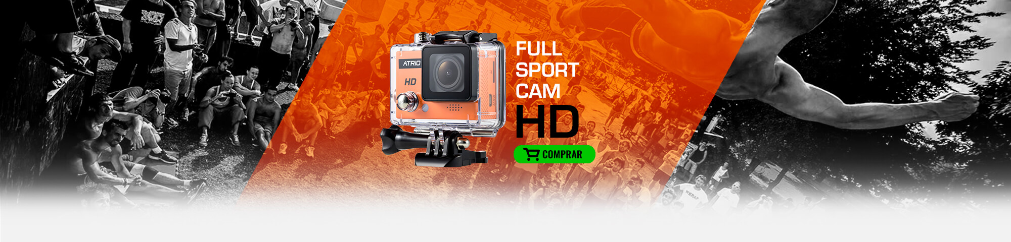 Camera Full Sport HD