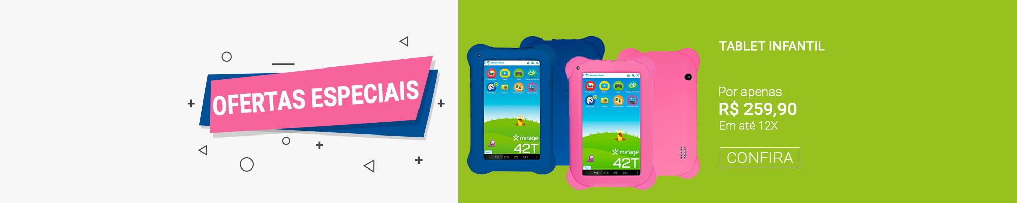 Banner Tablet Infantil