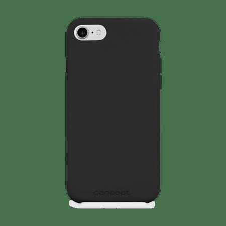 Case Premium para iPhone 7 Preto Multilaser - AC309