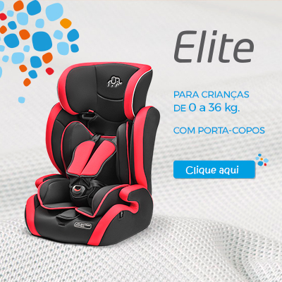 Cadeira Auto Elite