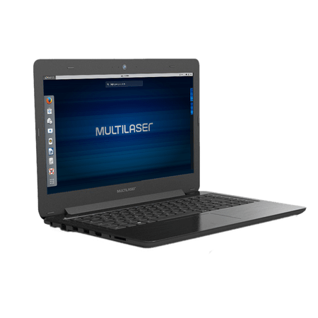 "Notebook Legacy Intel Celeron Linux Tela HD 14"" RAM 4GB + Interna de 500GB..."
