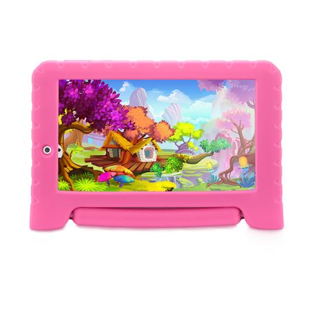 Tablet Multilaser Kid Pad Plus Rosa 1GB Android 7 Wifi Memória 8GB Quad Core...