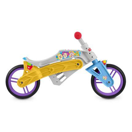 c2ff8329b Bicicleta de equilíbrio Fisher Price - ES166 - lojamultilaser