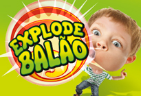 Explode Balao