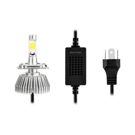 Lampada Super Led Multilaser Hb4 12V 30W 6200K - AU831