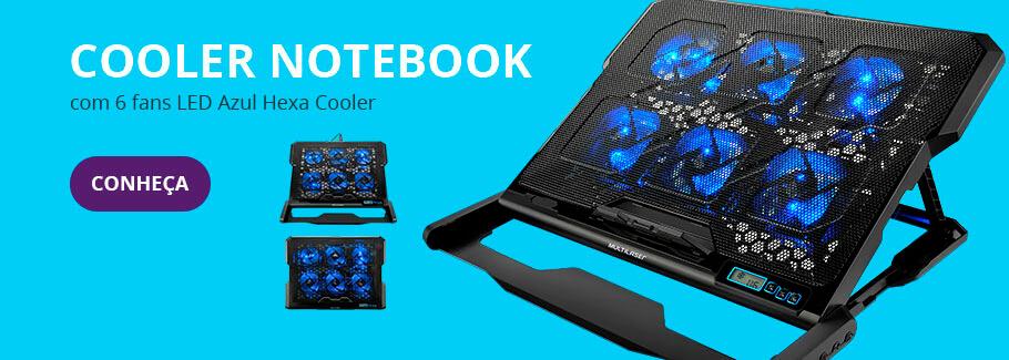 AC282 Cooler Notebook