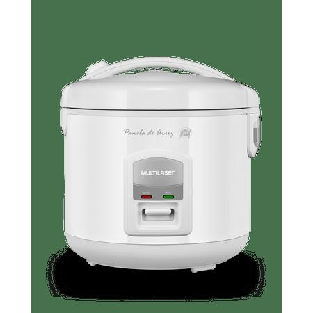 Panela de Arroz Elétrica Gourmet Branca Multilaser 220V - CE02