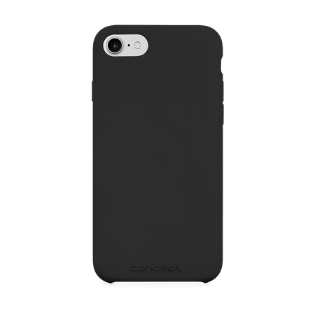 Case Premium Para Iphone 7 Preto Multilaser - AC309