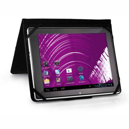 Capa Case para Tablet Tela 7 Multilaser Universal Preto - BO182