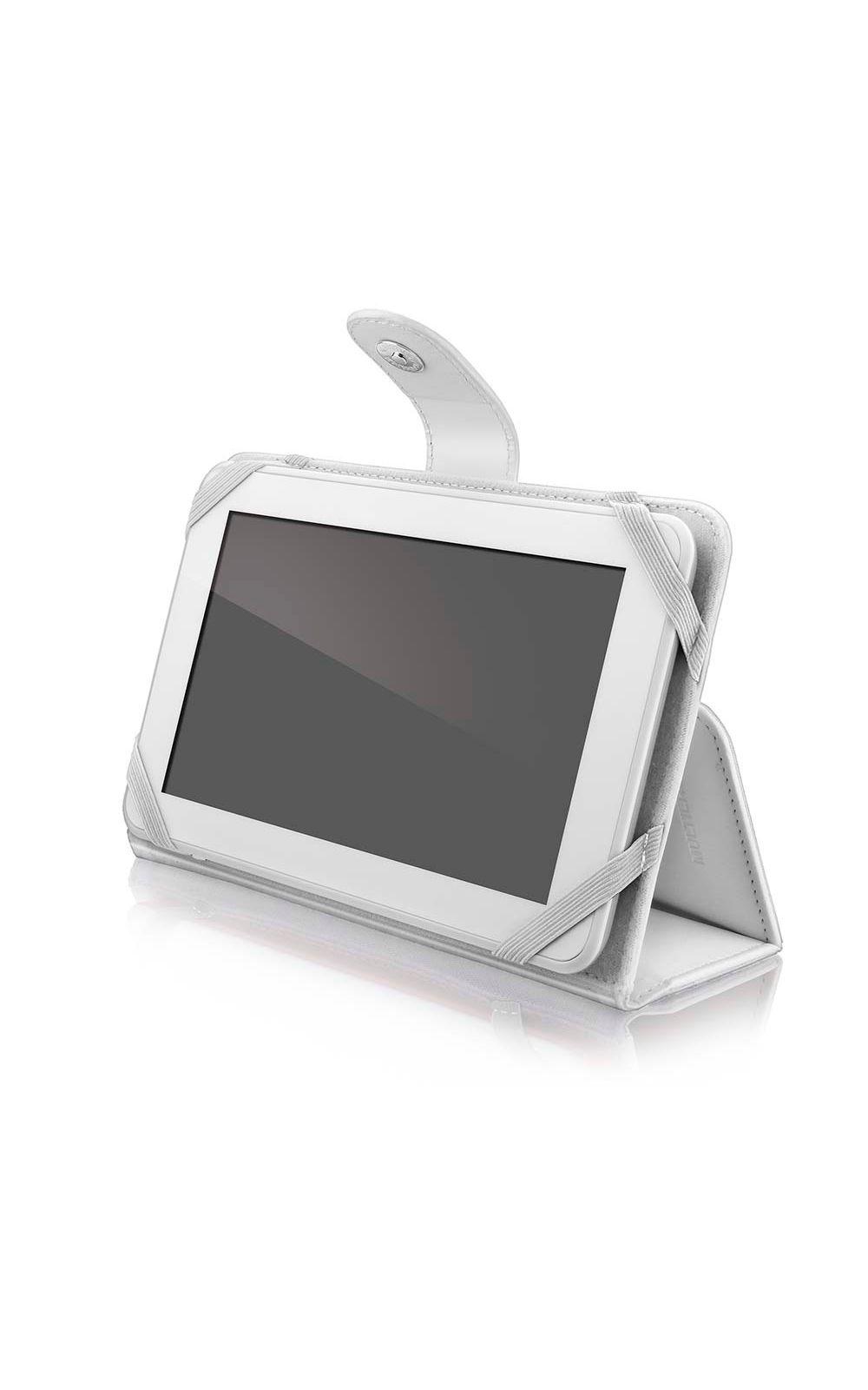 Foto 3 - Capa Para Tablet 7 Pol. Multilaser Branco - BO215