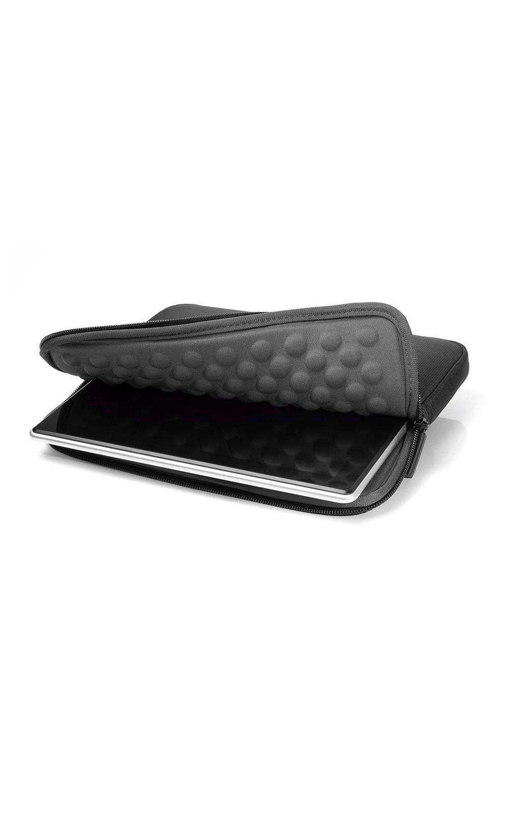 Foto 2 - Case Nylon Multilaser para Tablet e Netbook Dupla Camada Ate 10Pol - BO302