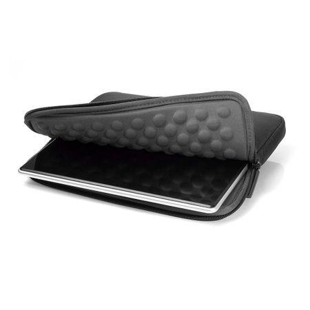 Foto 4 - Case Nylon Multilaser para Tablet e Netbook Dupla Camada Ate 10Pol - BO302
