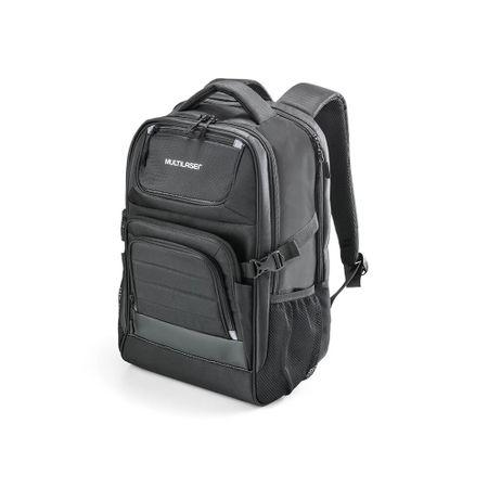 Mochila Armor Para Notebook Preta Até 15.6 Pol. Multilaser - BO405