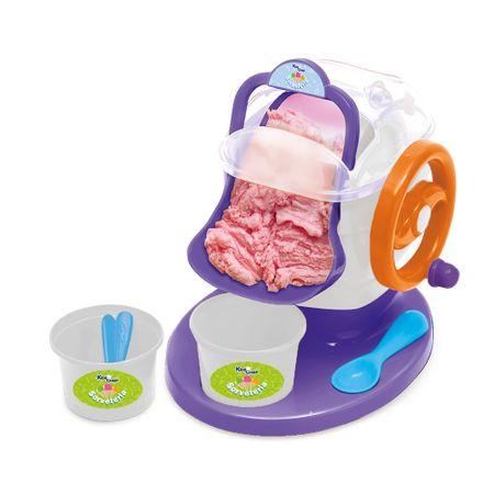 Kids Chef Sorveteria com Acessórios Funcionamento Manual Indicado para +8 Anos...