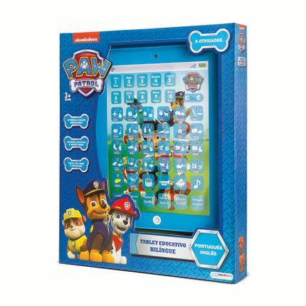 d6e08d82e9 Smart Tablet Educativo Patrulha Canina - BR755
