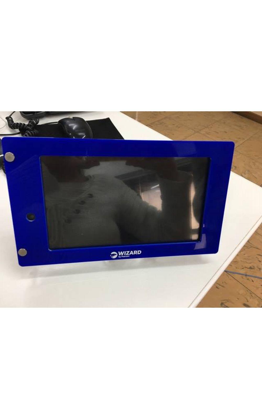 Foto 2 - Suporte Em Acrílico Para M9 Qc 3G WizardCP492I
