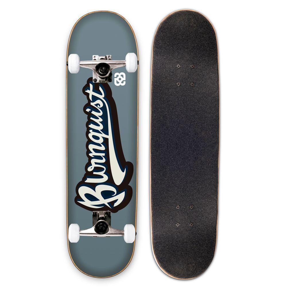 510cbc8f058 Skate Street Bob Burnquist Cinza Atrio ES037 - atrioesportes