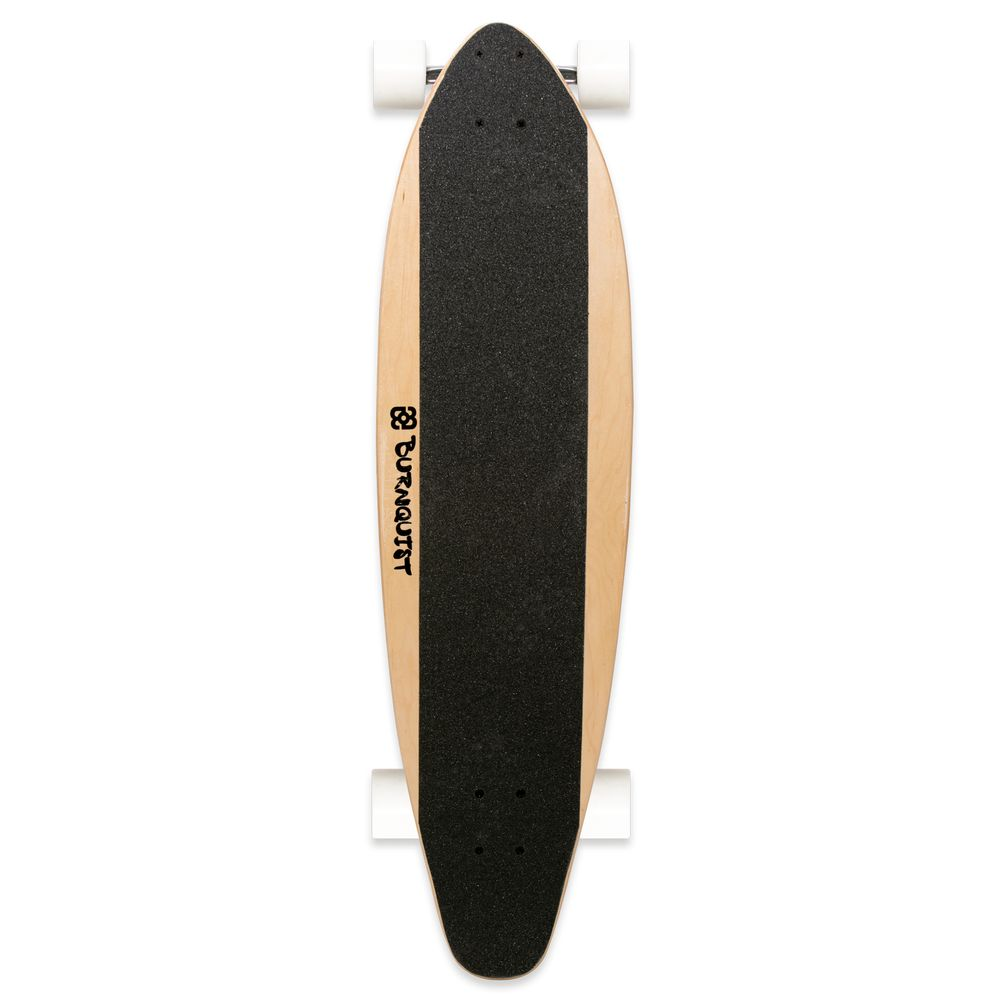 68fa8d56329b6 Skate Longboard Bob Burnquist 37 Pol. Cinza - ES052 - multilaser