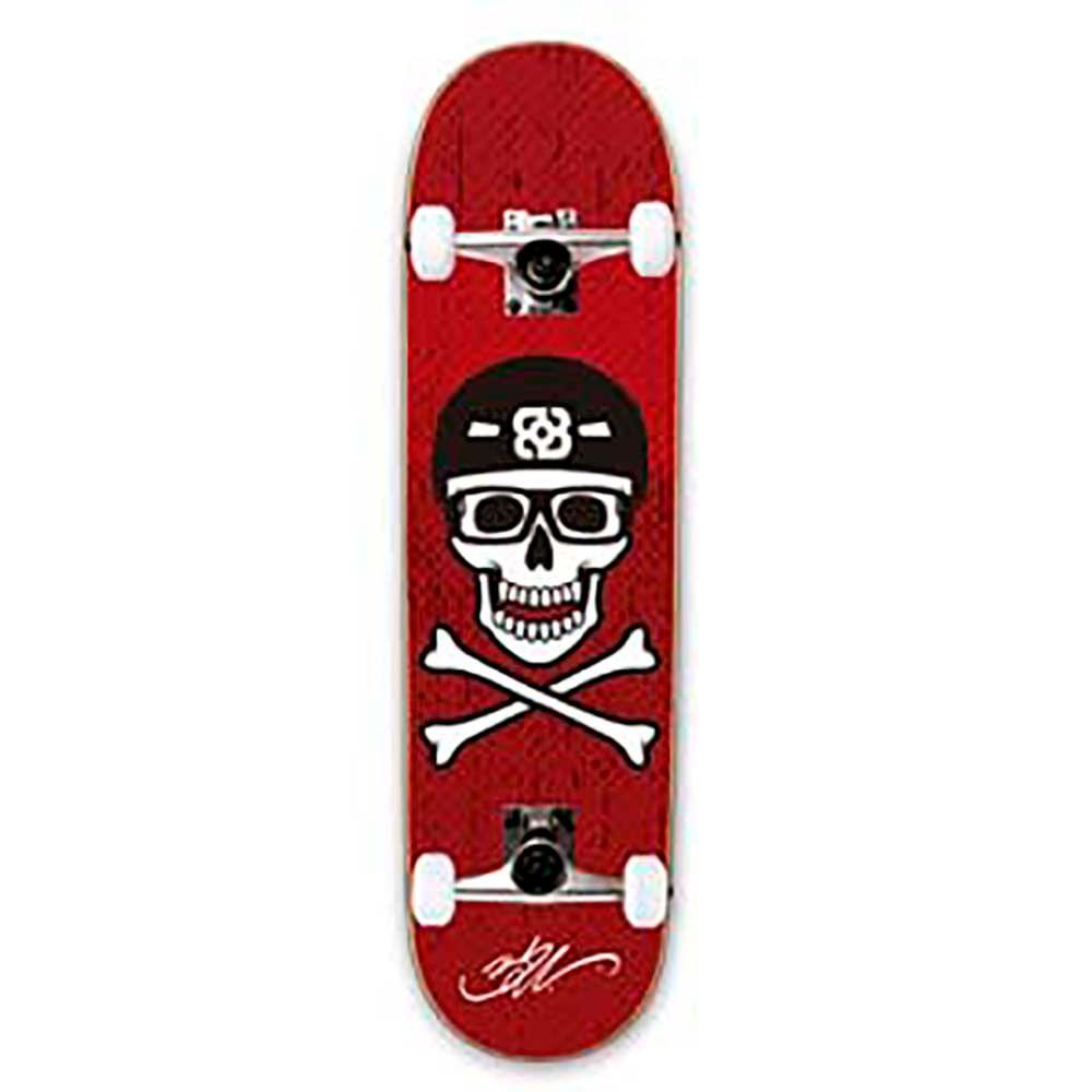 6740eb5447d Skate Street Bob Burnquist Caveira Vermelho - ES074 - atrioesportes