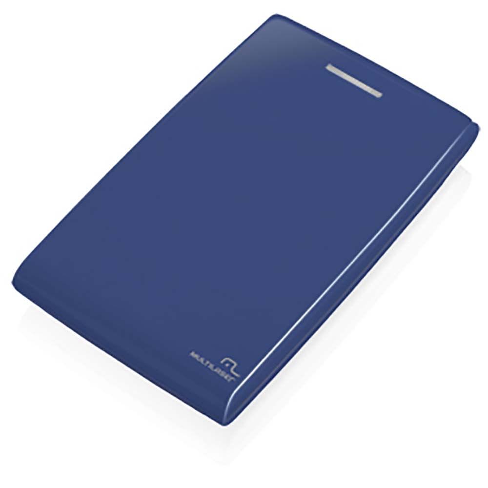 Case Hd Multilaser Azul Sata 2.5 - GA117