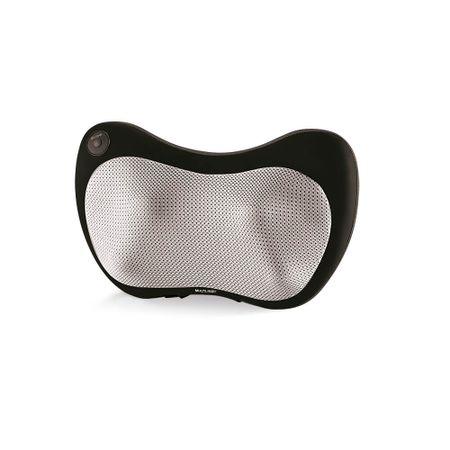 Encosto Massageador Shiatsu Ultra Shiatsu Pillow (Preto) Multilaser Bivolt -...