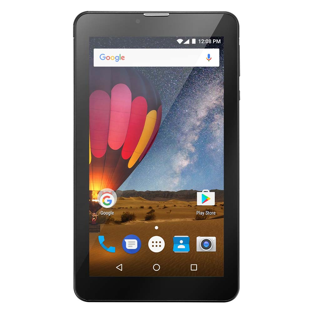 fb8471bee0 Tablet Multilaser M7 3G Plus Quad Core 1Gb Ram Câmera Tela 7 Memória 8Gb  Dual Chip Preto - NB269
