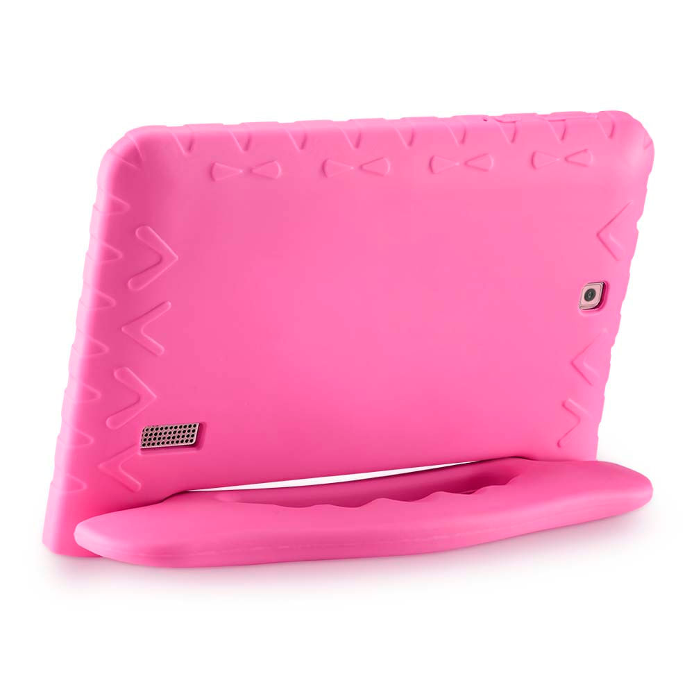 Foto 5 - Tablet Multilaser Kid Pad Plus Rosa 1GB Android 7 Wifi Memória 8GB Quad Core Multilaser - NB279