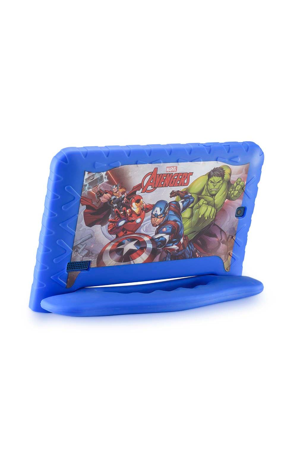 Foto 3 - Tablet Disney Vingadores Plus Wifi 8Gb Android 7 Dual Câmera Azul Multilaser - NB280