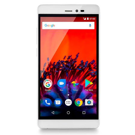 Smartphone MS60F 4G Tela 5,5 Sensor de impressão digital 1GB RAM Dual Chip...