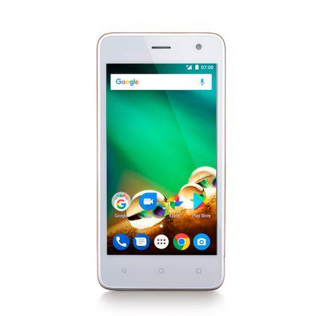 Smartphone Multilaser Ms45 4G 1Gb Dourado Tela 4.5 Pol. Câmera 5 Mp + 8 Mp Quad...