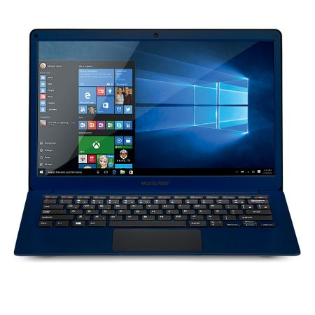 Notebook Legacy Air Intel Dual Core Windows 10 4Gb Tela Full Hd 13.3 Pol. Azul...