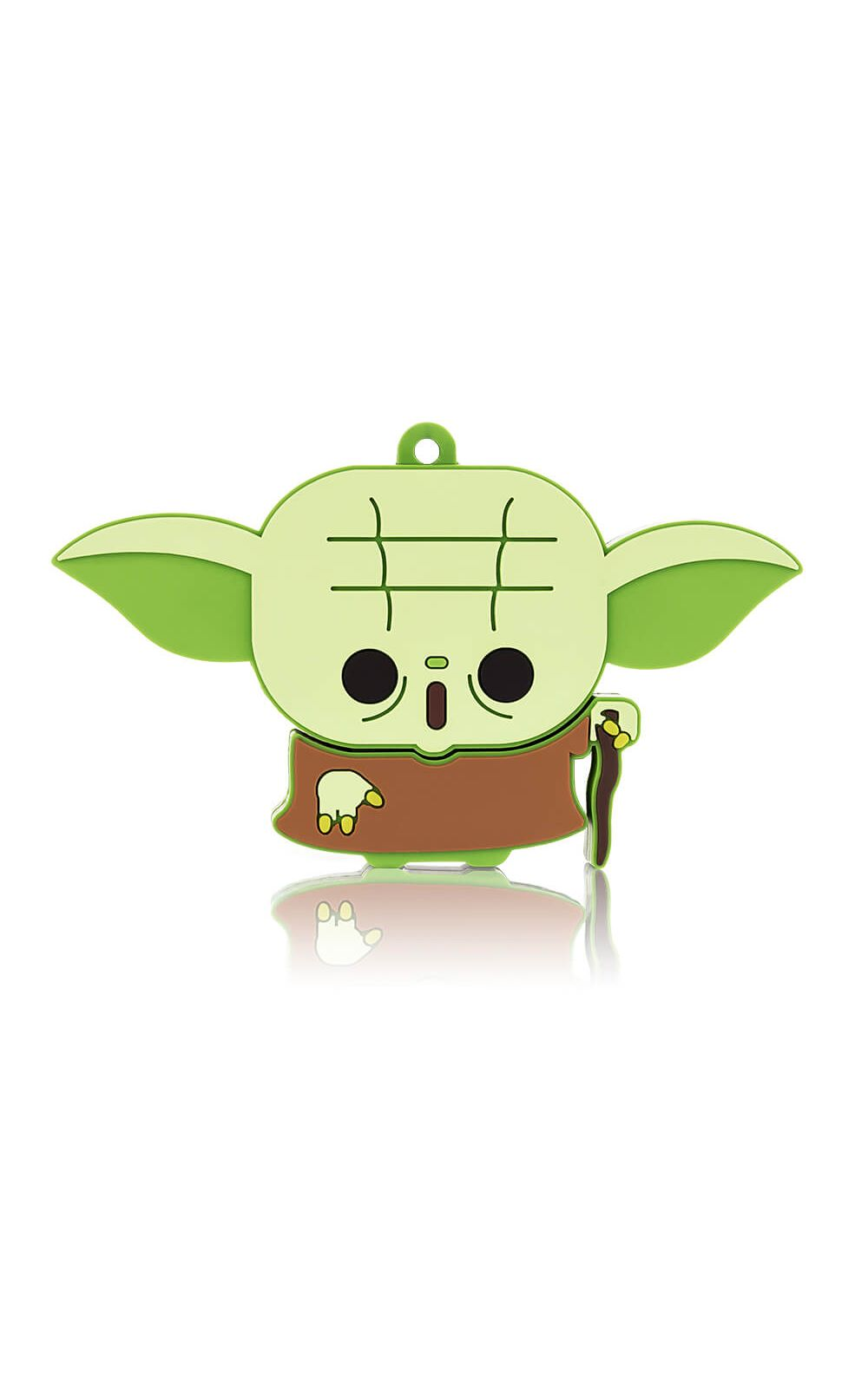 Foto 1 - PENDRIVE YODA 8GB MULTILASER- PD037