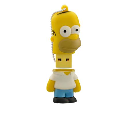 Pendrive Multilaser 8GB Simpsons Homer - PD070