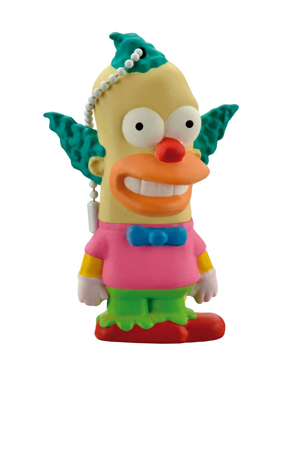 Foto 2 - Pendrive Multilaser 8Gb Simpsons Krusty - PD074
