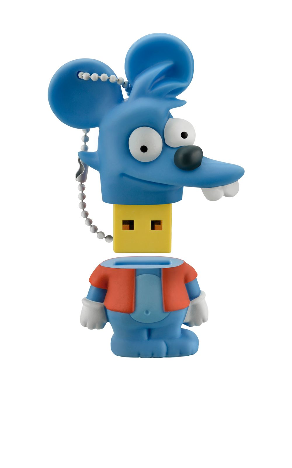 Foto 2 - Pendrive Comichão 8GB Multilaser Simpsons - PD076
