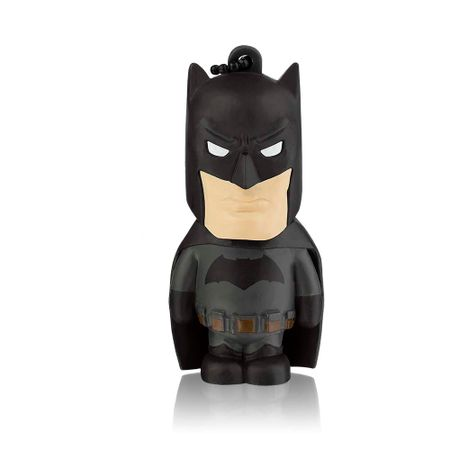 Pen Drive Dc Batman Movie 8GB USB Leitura 10MB/s e Gravação 3MB/s Multilaser -...