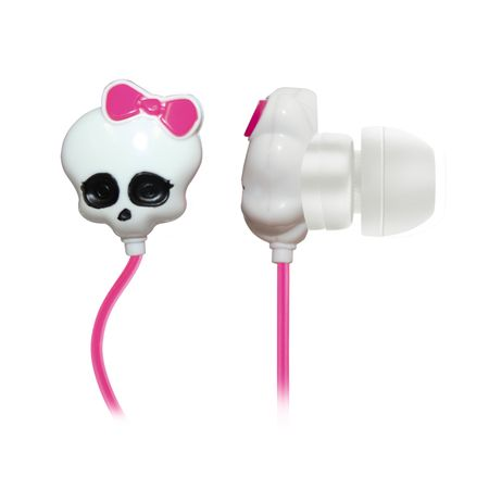 Fone De Ouvido Multilaser Monster High Skull P2 - PH106