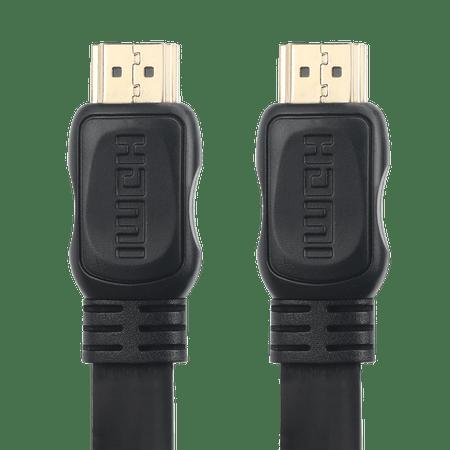 Cabo HDMI 2.0 Flat 3 metros Multilaser - WI361