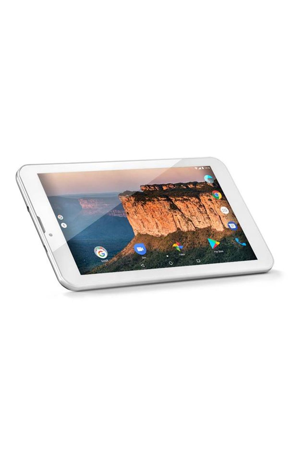 Foto 5 - Tablet Multilaser Prata M9 3G Memoria 8GB Dual Chip - NB284