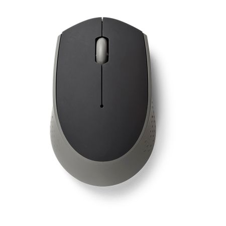 Mouse Sem Fio Multilaser 2.4Ghz Usb Preto/Cinza - MO257