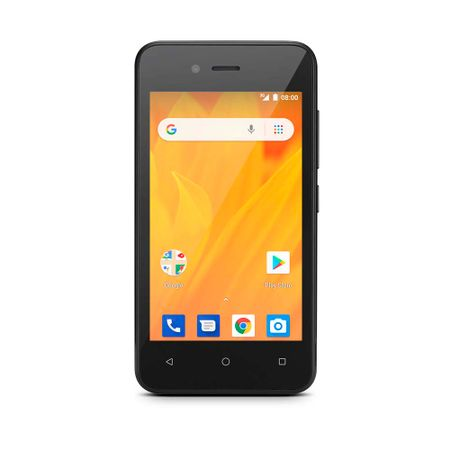 Smartphone Ms40G 3G Tela 4 Pol. Ram + 8Gb Android 8.1 Dual Câmera 5Mp+2Mp Preto...