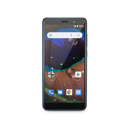 "Smartphone Multilaser MS50X 4G QuadCore 1GB RAM Tela 5,5"" Dual Chip Android 8.1..."