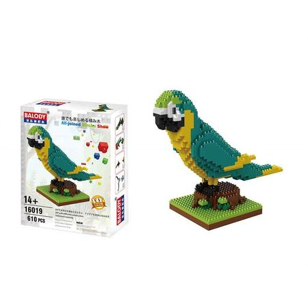 Lego City Animal Air 2 x White Bird Parrot NEW